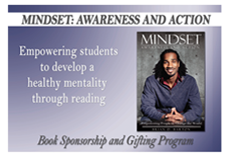 Mindset: Awareness and Action Book Sponsorship and Gifting Program